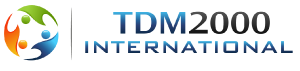 TDM2000 International Logo